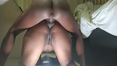 Sexy Milf Sheron Hard Ass Fuck and cum in mouth Full Video